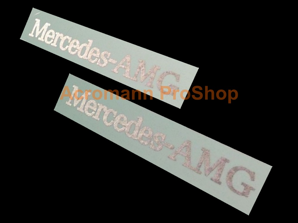 Mercedes-AMG 6inch Decal (Style#1) x 2 pcs